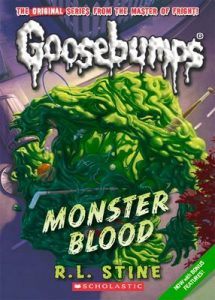 Monster Blood (Classic Goosebumps #3) – R. L. Stine [ePub & Kindle] [English]