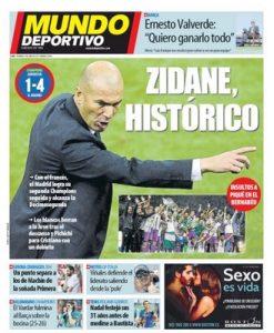 Mundo Deportivo – 04 Junio, 2017 [PDF]