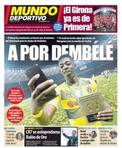 Mundo Deportivo – 05 Junio, 2017 [PDF]