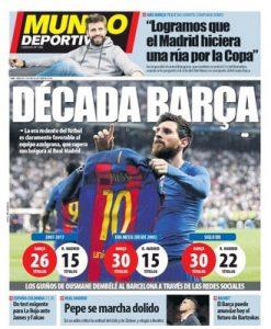 Mundo Deportivo – 07 Junio, 2017 [PDF]