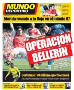 Mundo Deportivo – 08 Junio, 2017 [PDF]