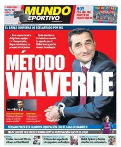 Mundo Deportivo – 30 Mayo, 2017 [PDF]