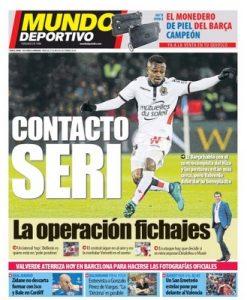 Mundo Deportivo – 31 Mayo, 2017 [PDF]