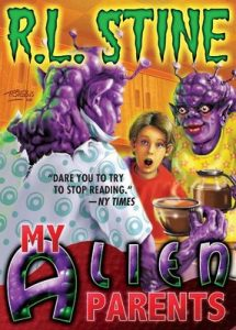 My Alien Parents – R.L. Stine [ePub & Kindle] [English]