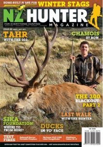 NZ Hunter – Issue 59 – June-July, 2017 [PDF]
