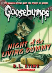 Night of the Living Dummy (Classic Goosebumps #1) – R. L. Stine [ePub & Kindle] [English]