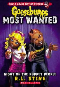 Night of the Puppet People (Goosebumps Most Wanted #8) (Goosebumps: Most Wanted) – R. L. Stine [ePub & Kindle] [English]