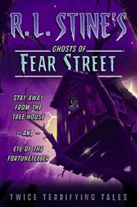 Nightmare in 3-D (Ghosts of Fear Street Book 4)  – R. L. Stine [ePub & Kindle] [English]