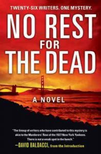 No Rest for the Dead – Sandra Brown, David Baldacci, R.L. Stine, Lisa Scottoline, Jeffery Deaver [ePub & Kindle] [English]