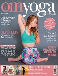 OM Yoga UK – July, 2017 [PDF]