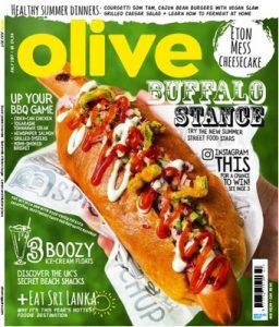 Olive – July, 2017 [PDF]