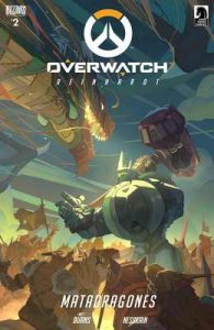 Overwatch (Castilian Spanish) #2 – Robert Brooks, Bengal [ePub & Kindle]