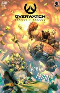 Overwatch (Castilian Spanish) #3 – Robert Brooks [ePub & Kindle]