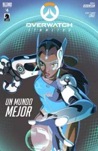 Overwatch (Castilian Spanish) #4 – Andrew Robinson, Jeff Cruz [ePub & Kindle]