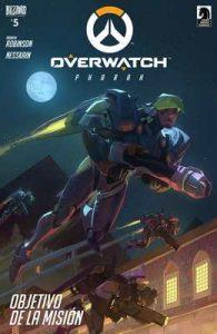 Overwatch (Castilian Spanish) #5 – Andrew Robinson, Nesskain [ePub & Kindle]