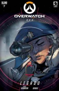 Overwatch (Castilian Spanish) #7 – Andrew Robinson, Bengal [ePub & Kindle]