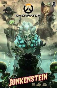 Overwatch (Castilian Spanish) #9 – Michael Chu, Matt Burns [ePub & Kindle]
