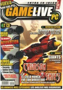 PC Gamelive N°1 – Noviembre, 2000 [PDF]