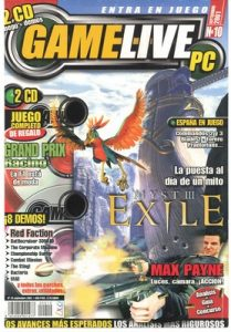 PC Gamelive N°10 – Septiembre, 2001 [PDF]