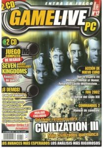 PC Gamelive N°12 – Noviembre, 2001 [PDF]