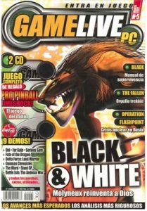 PC Gamelive N°5 – Marzo, 2001 [PDF]
