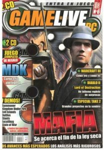 PC Gamelive N°6 – Abril, 2001 [PDF]