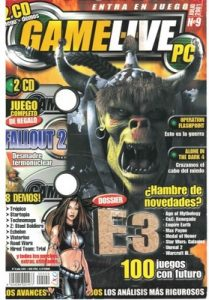 PC Gamelive N°9 – Julio, 2001 [PDF]