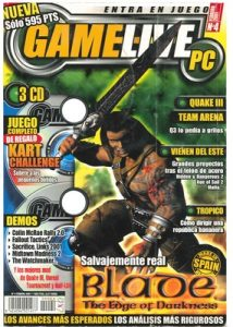 PC Gamelive N°4 – Febrero, 2001 [PDF]
