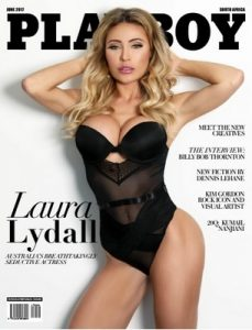 Playboy South Africa – June, 2017 [PDF]