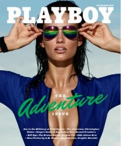 Playboy USA – July-August, 2017 [PDF]