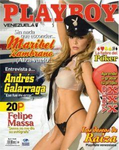 Playboy Venezuela – Abril, 2009 [PDF]