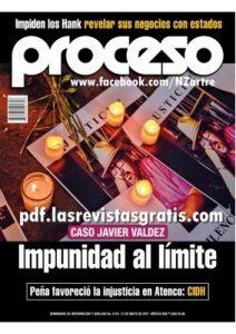 Proceso México – 21 Mayo, 2017 [PDF]