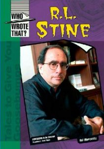 R.l. Stine (Who Wrote That) – Hal Marcovitz [ePub & Kindle] [English]