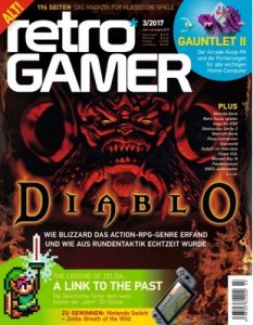 Retro Gamer Germany – Juni-August, 2017 [PDF]