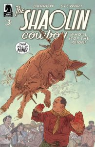 Shaolin Cowboy: Who'll Stop the Reign? #3 [PDF]