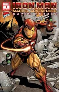 Share Your Universe Iron Man (Super Heroes) – Paul Tobin, Ronan Cliquet [ePub & Kindle] [English]