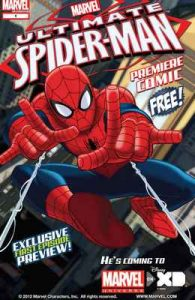 Share Your Universe Ultimate Spider-Man Premiere (Ultimate Spider-Man Premiere Comic) – Chris Eliopoulos, Paul Dini [ePub & Kindle] [English]
