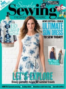 Simply Sewing – Issue 31, 2017 [PDF]