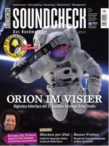 Soundcheck – Juli, 2017 [PDF]