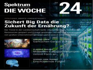 Spektrum Die Woche – Nr.24, 2017 [PDF]