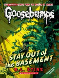 Stay Out of the Basement (Classic Goosebumps #22) – R. L. Stine [ePub & Kindle] [English]
