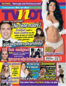 TV Notas México – 30 Mayo, 2017 [PDF]