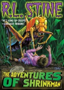 The Adventures of Shrinkman – R.L. Stine [ePub & Kindle] [English]