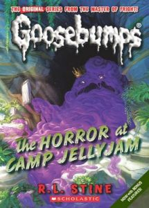 The Horror at Camp Jellyjam (Classic Goosebumps #9) – R. L. Stine [ePub & Kindle] [English]
