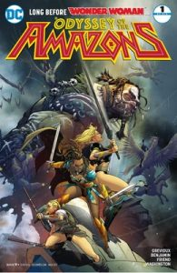 The Odyssey of the Amazons #01 [PDF]