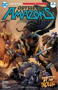 The Odyssey of the Amazons #02 [PDF]