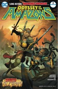 The Odyssey of the Amazons #03 [PDF]