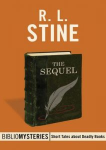 The Sequel (Bibliomysteries) – R. L. Stine [ePub & Kindle] [English]