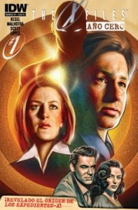 The X-Files Año Cero #1 [PDF]