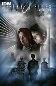 The X Files Anual, 2014 [PDF]